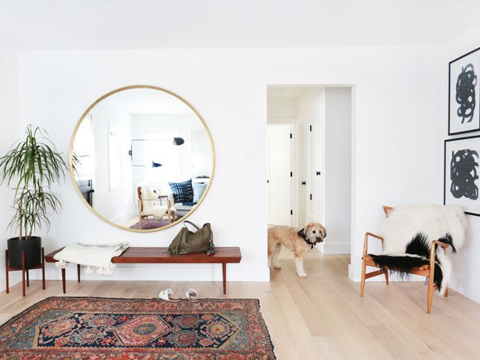 This 60 Mirror Is Accruing A Cult, Wood Frame Round Mirror Ikea