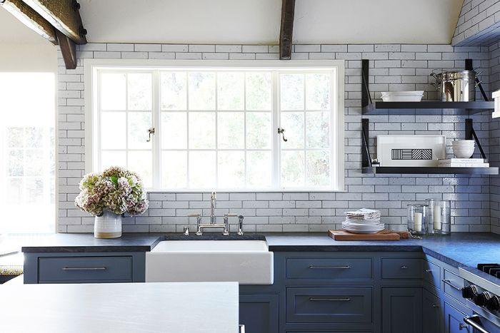 Consejos de cocina de Martha Stewart - Estanterías abiertas