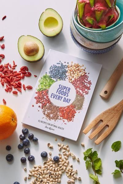 Super Foods Every Day: 65 Recipes For Optimal Health By Sue Quinn - Assorted One Size at Urban Outfitters