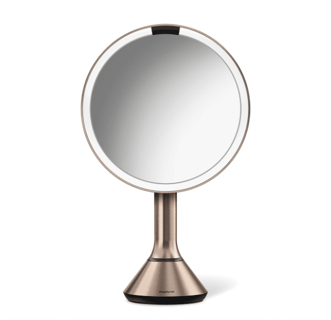 The 8 Best Makeup Mirrors Of 2021, Best Makeup Mirrors With Light