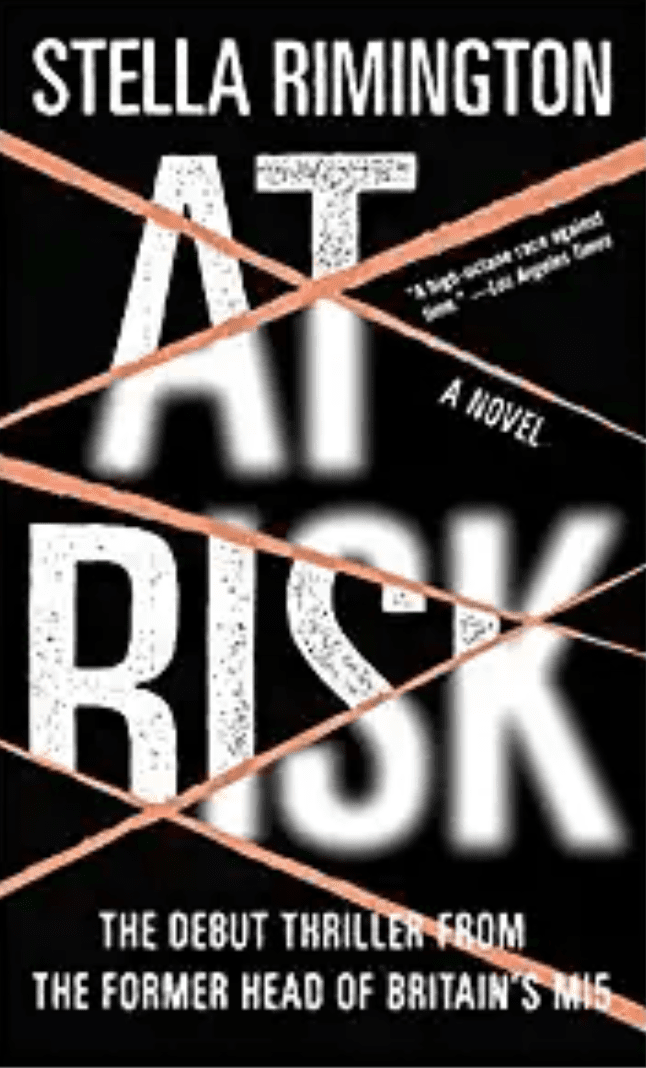 At Risk by Stella Rimington book cover