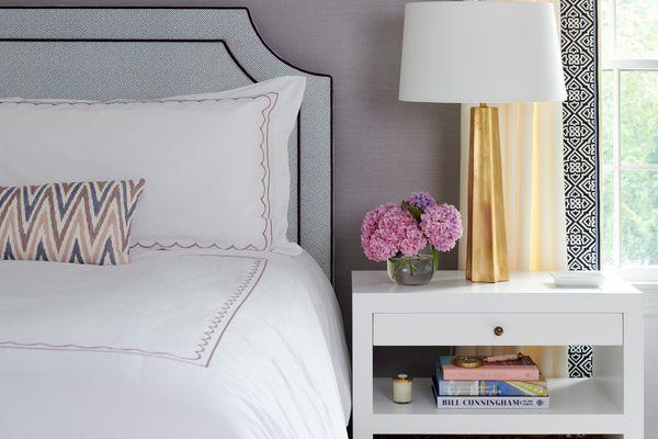 makeover of the week - k + k interiors bedroom redo
