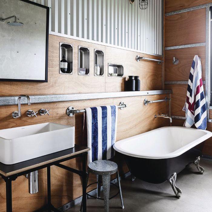Farmhouse Bathroom Designs We Adore