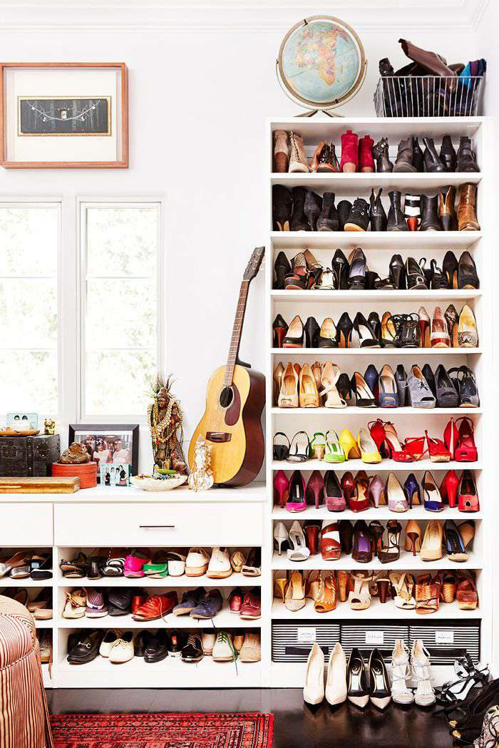 Constance Zimmer's Enviable Closet