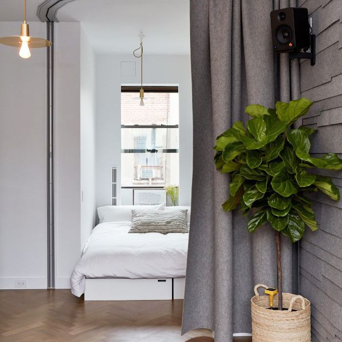 Inside A Micro Apartment That S Packed With Small E Decorating Ideas