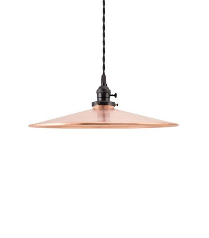 Conoco Industrial Pendant Light
