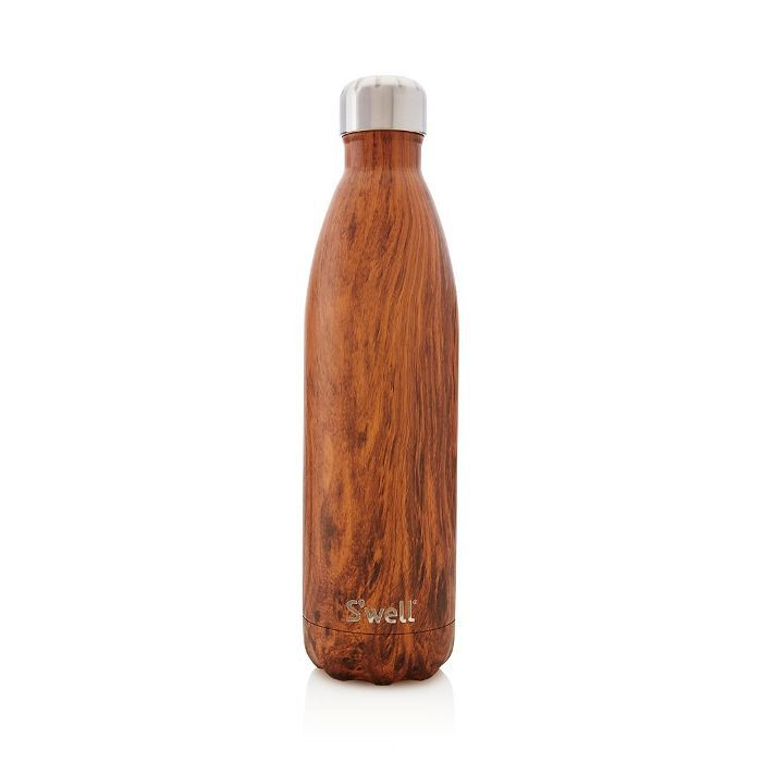 Teakwood Bottle, 25 oz.