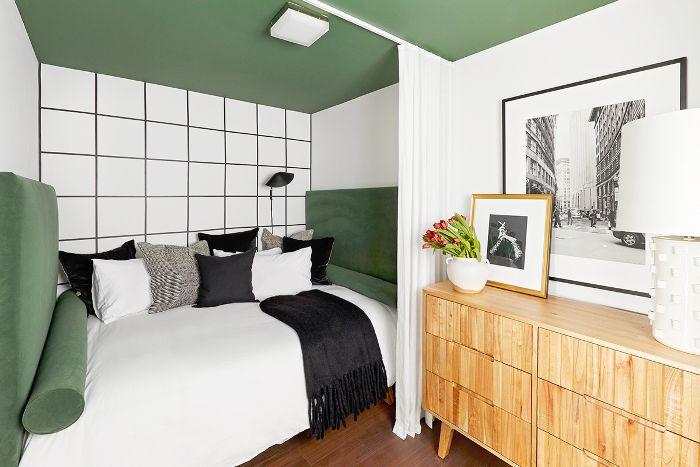 Studio Bedroom Layouts