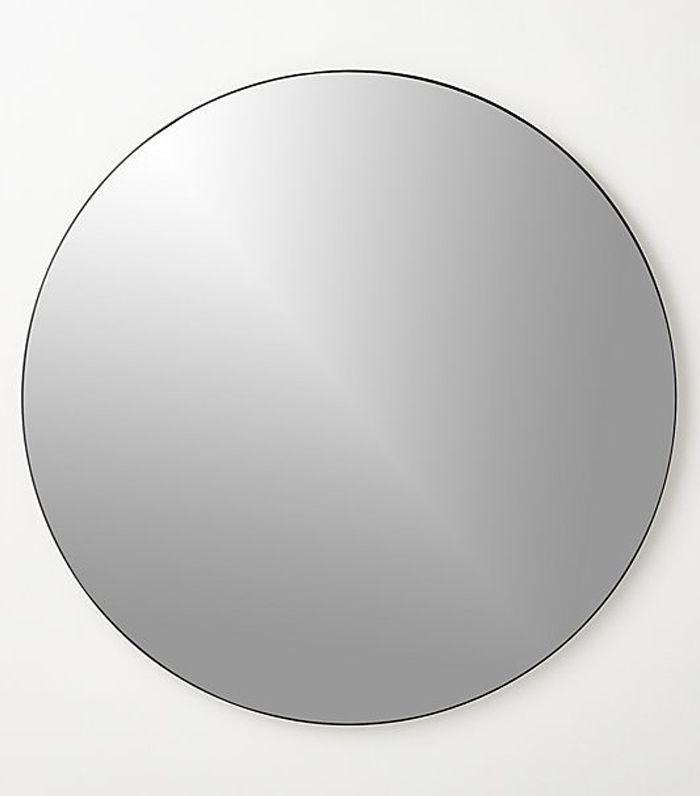 Infinity Round Black Mirror 48