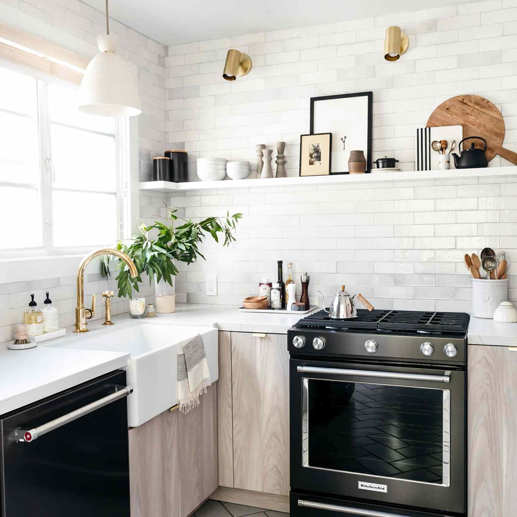 9 Clever IKEA Kitchen Design Ideas