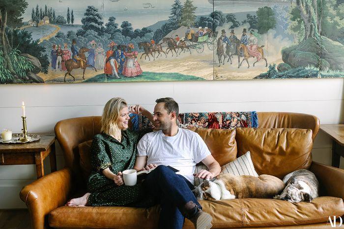 Brooklyn Decker and Andy Roddick's North Carolina Home