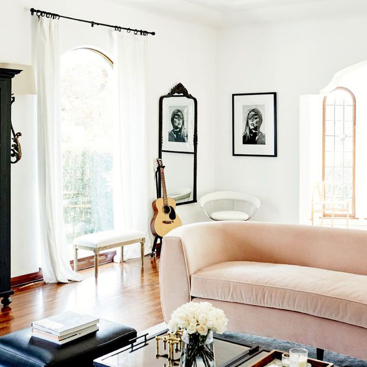 9 Stunning Pink Velvet Sofas To Elevate