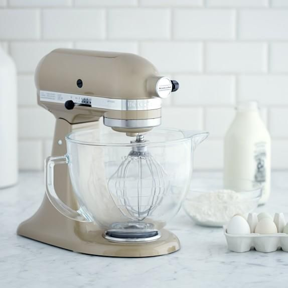 Things to Bake When You're Bored Williams Sonoma KitchenAid Artisan Design Series Stand Mixer