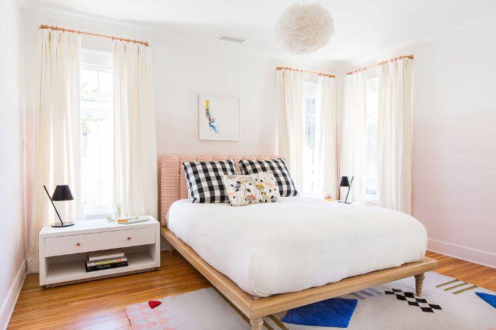 Ideas de dormitorio de espacio pequeño