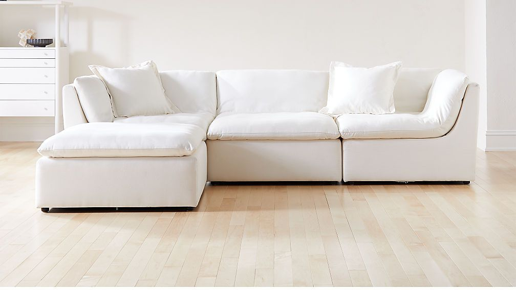 cb2 cloud couch dupe