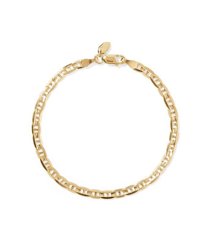 Maria Black Carlo Medium Gold-Plated Bracelet