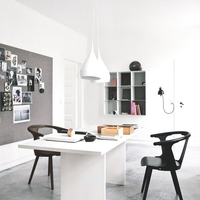 Norm Architects A Polished Concrete Floor