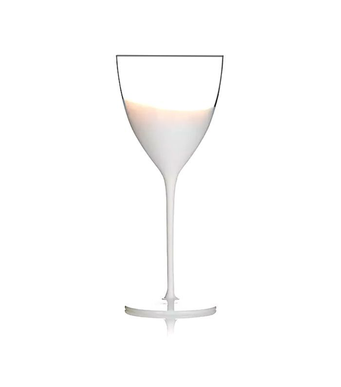 Vague Red Wine Glass