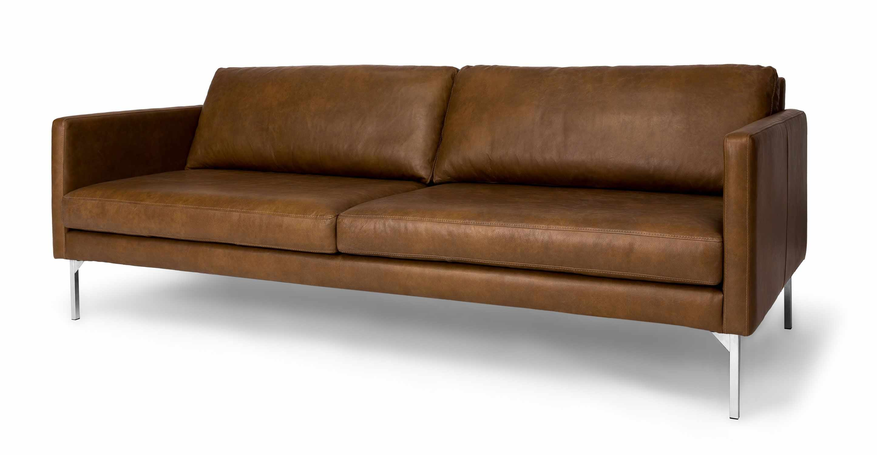 Oxford Tan Echo Sofa