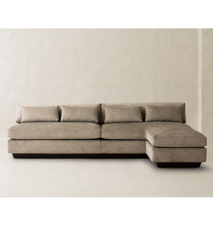 Dmitriy & Co Seefeld Chaise End Sofa