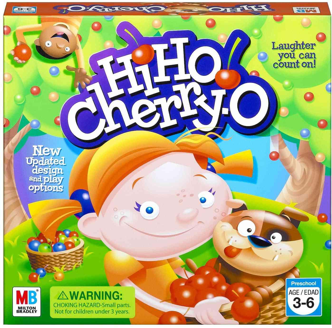 Hasbro Gaming Hi Ho! Cherry-O