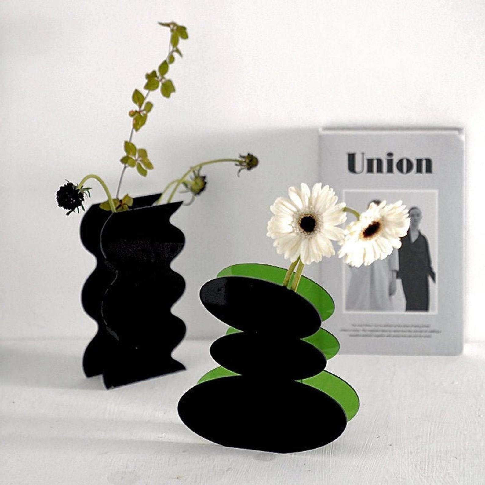 Geometric Figure Vase
