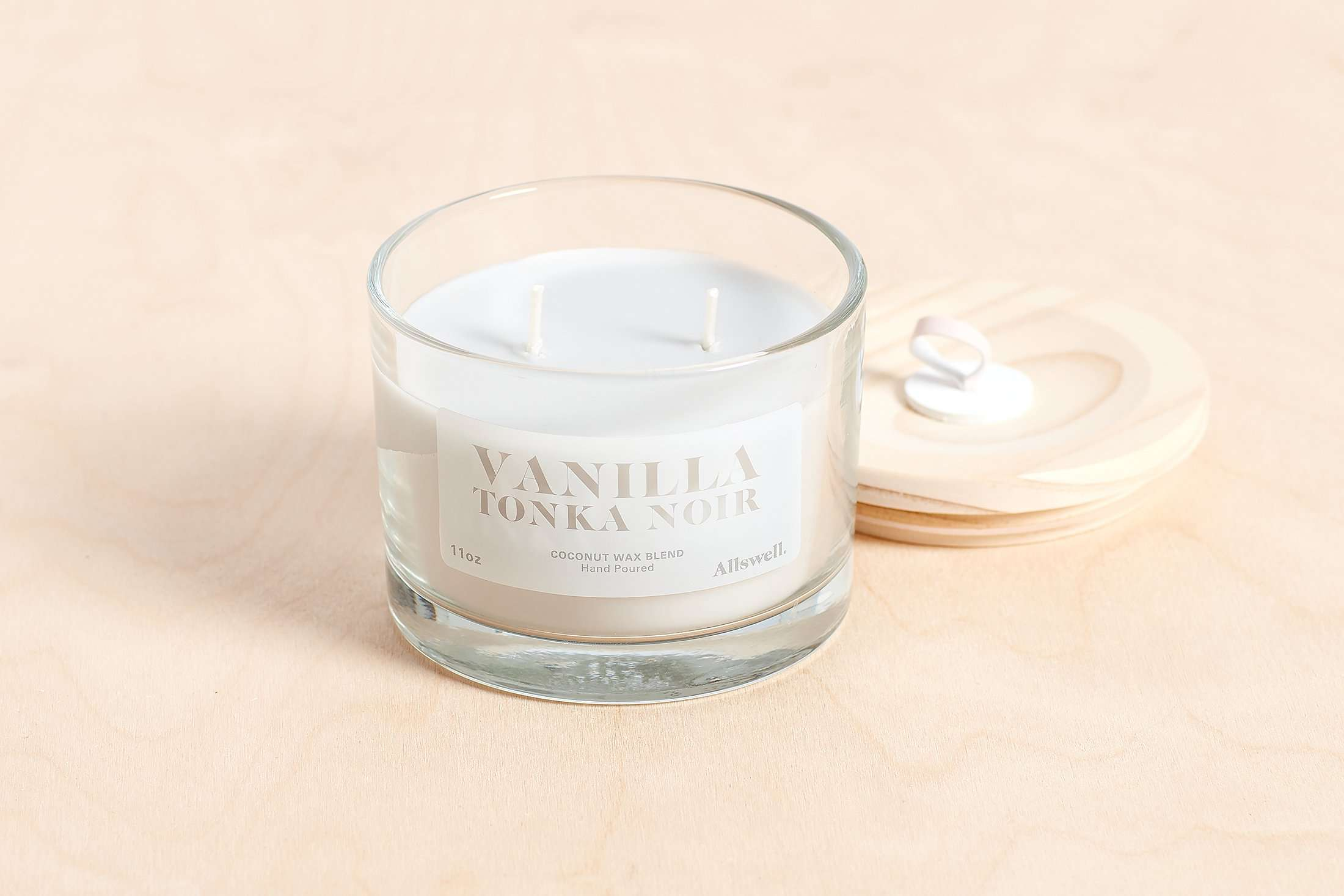 Allswell Coconut Wax Blend Candle