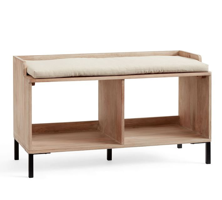 Pottery Barn Murphy Entry Bench