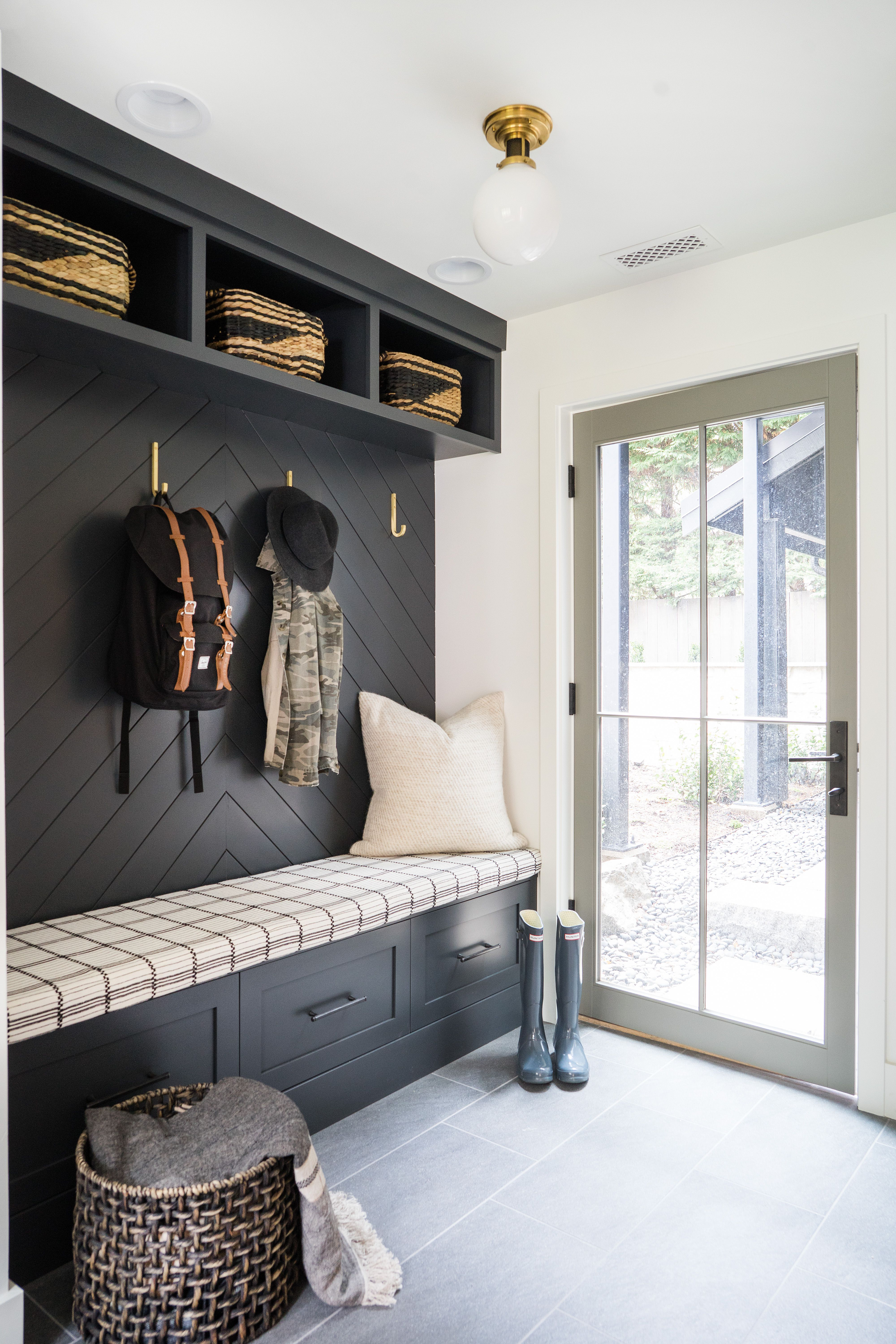 13 Mudroom Ideas to Keep Your Home Mess-Free