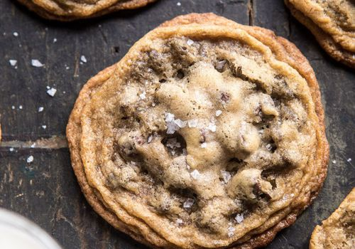 How to Cream Butter and Sugar - Half Baked Harvest Giant Chocolate Chip Cookies
