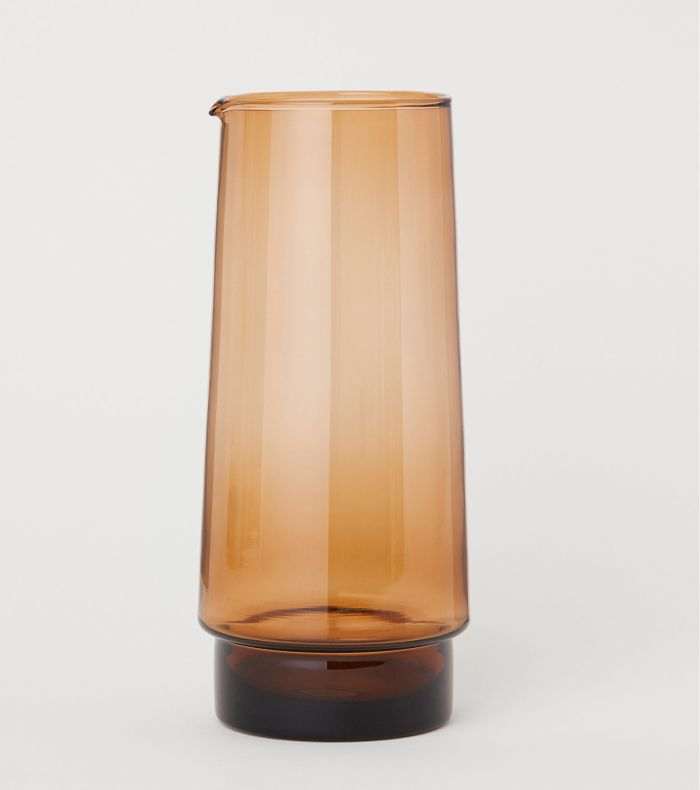 H&M Home Glass Carafe
