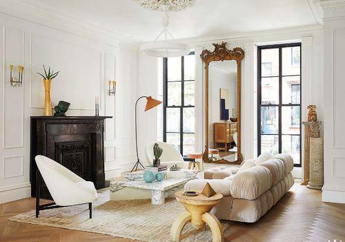 Las mejores habitaciones en Instagram: Architectural Digest