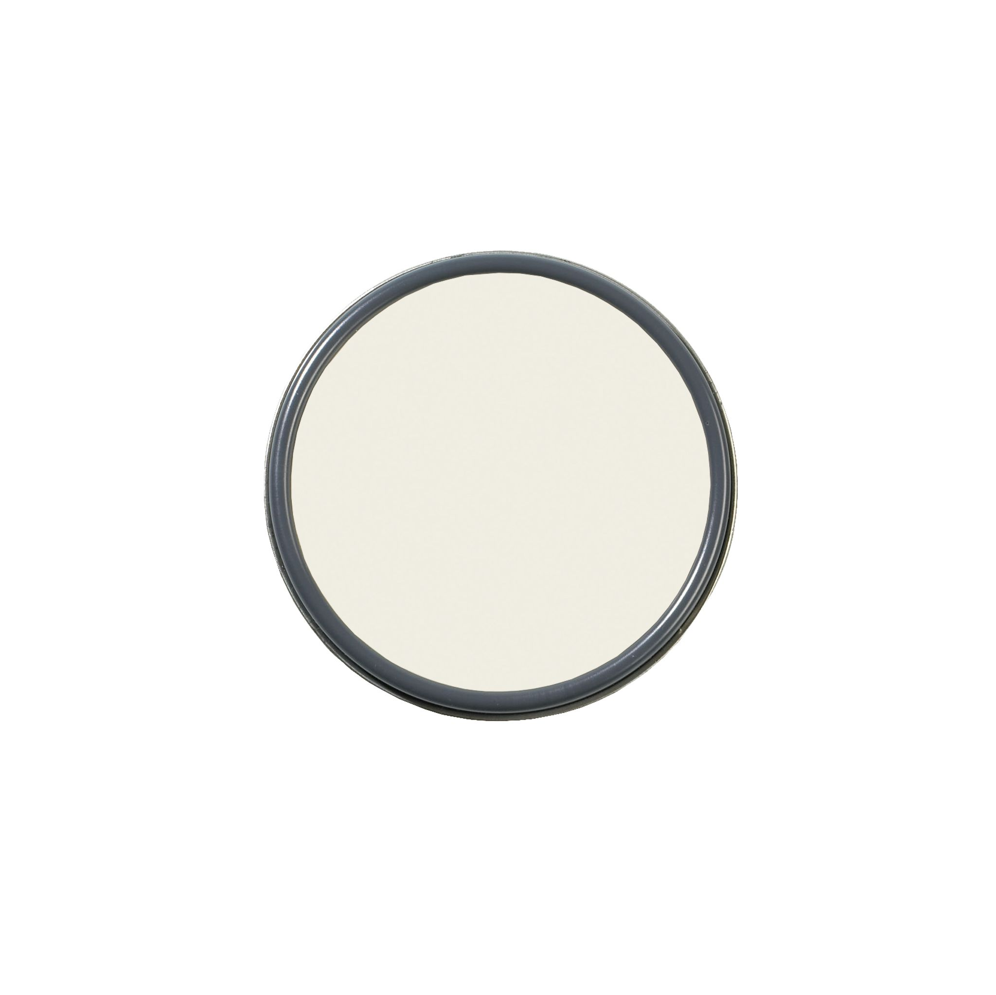 Dunn Edwards' Swiss Coffee paint color