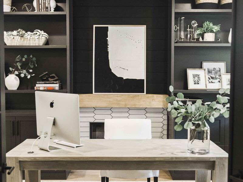 30 Modern Home Office Design Ideas to Help You Work From Home