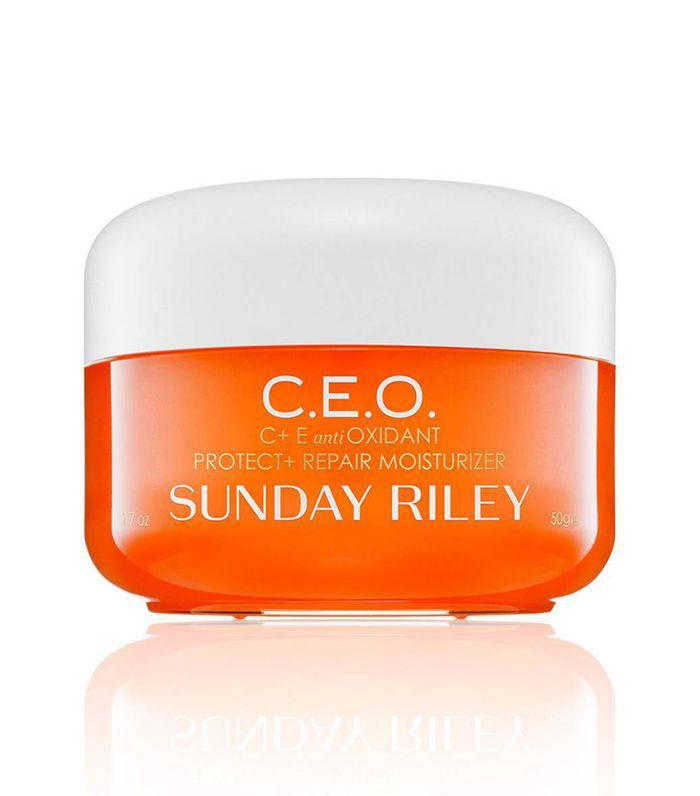 Space. nk. apothecary Sunday Riley C.e.o. C + E Antioxidant Protect & Repair Moisturizer