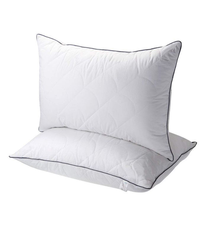 Sable Goose Down Alternative Bed Pillows (2 Pack) Luxurious Pillows