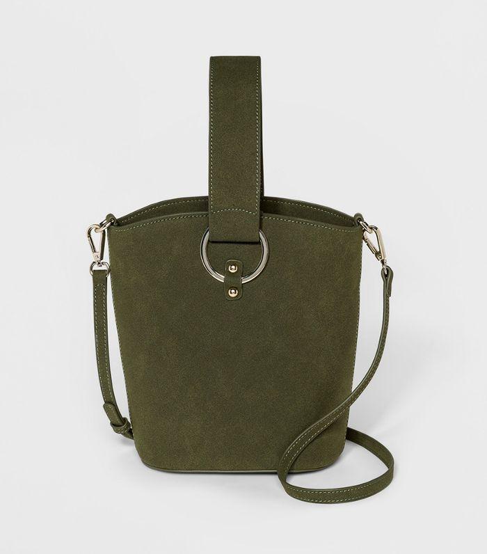 Who What Wear Love Crossbody Bag