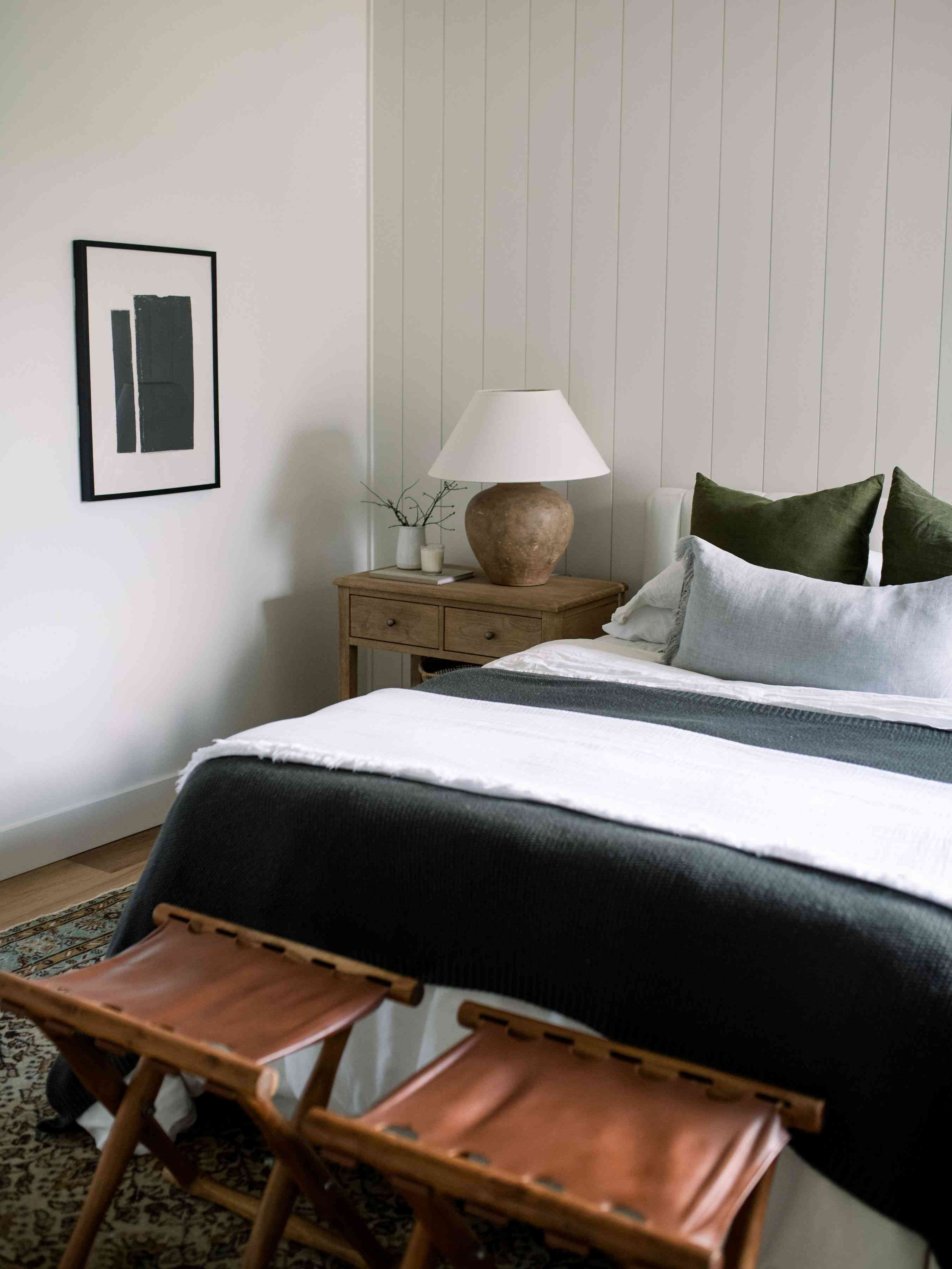 master bedroom molly kidd home tour