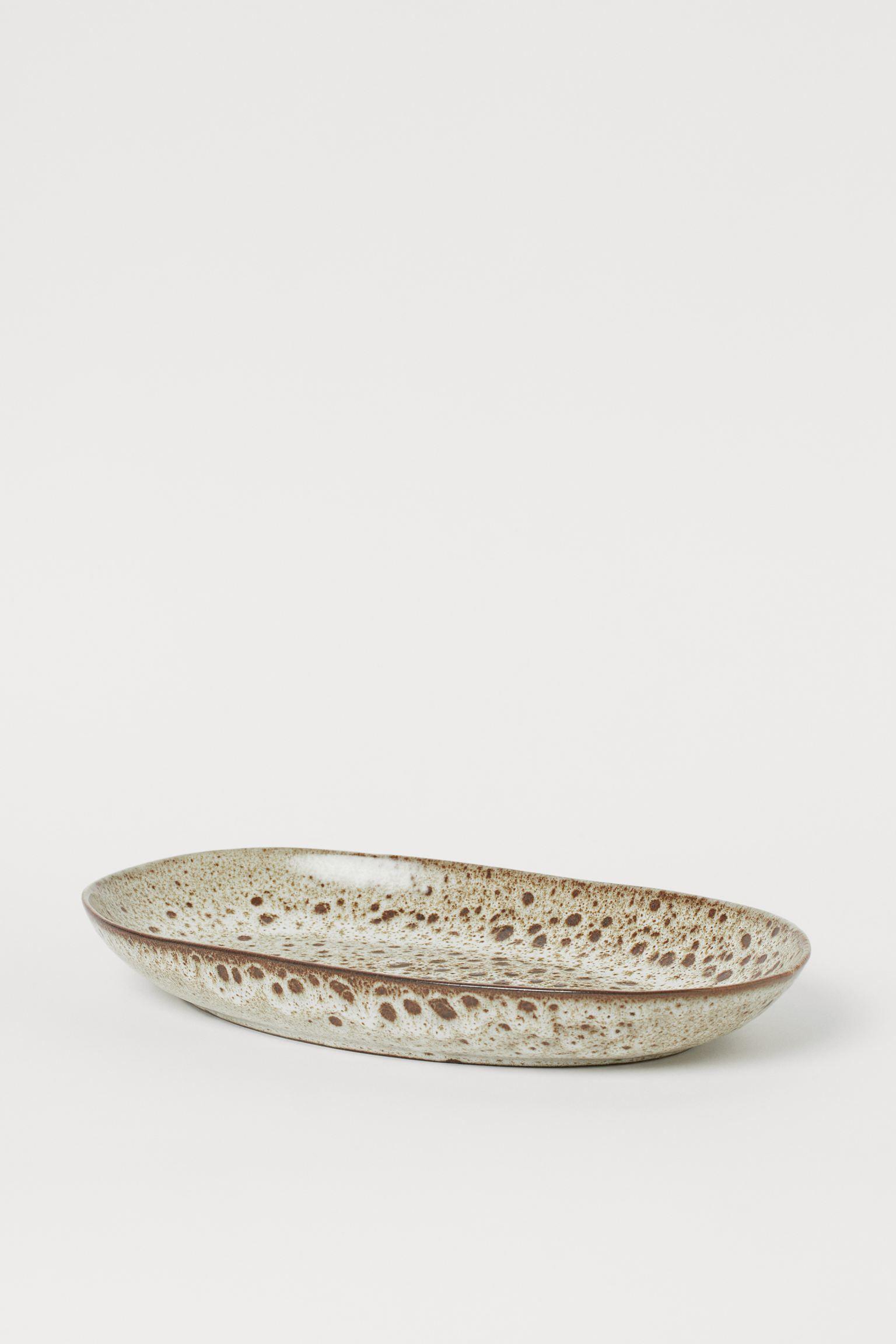 Stoneware Serving Dish