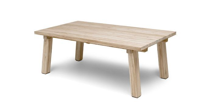 Article Teaka Dining Table