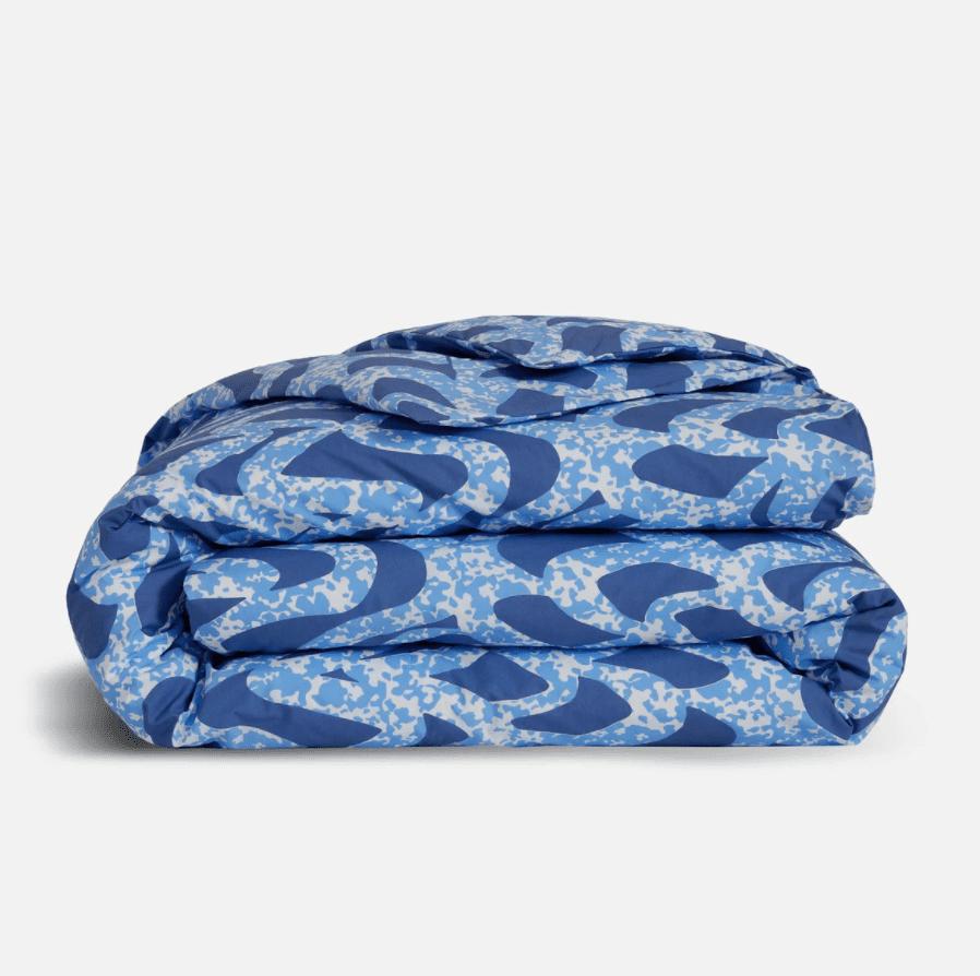 Brooklinen Luxe Duvet Cover - Lapis