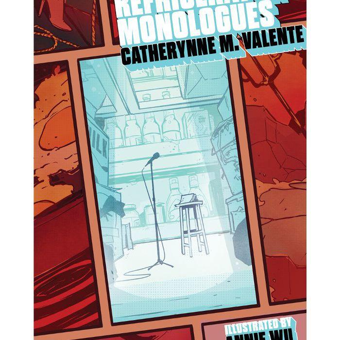 """""""Los monólogos del refrigerador"""" por Catherynne M. Valente"""