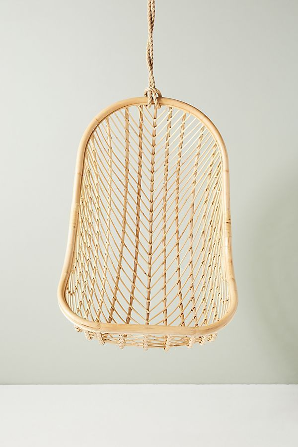 Anthropologie Nest Hanging Chair