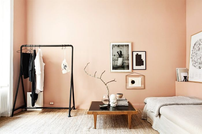 Studio Apartment Ideas Clothing Rack