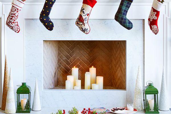 HomeGoods holiday décor