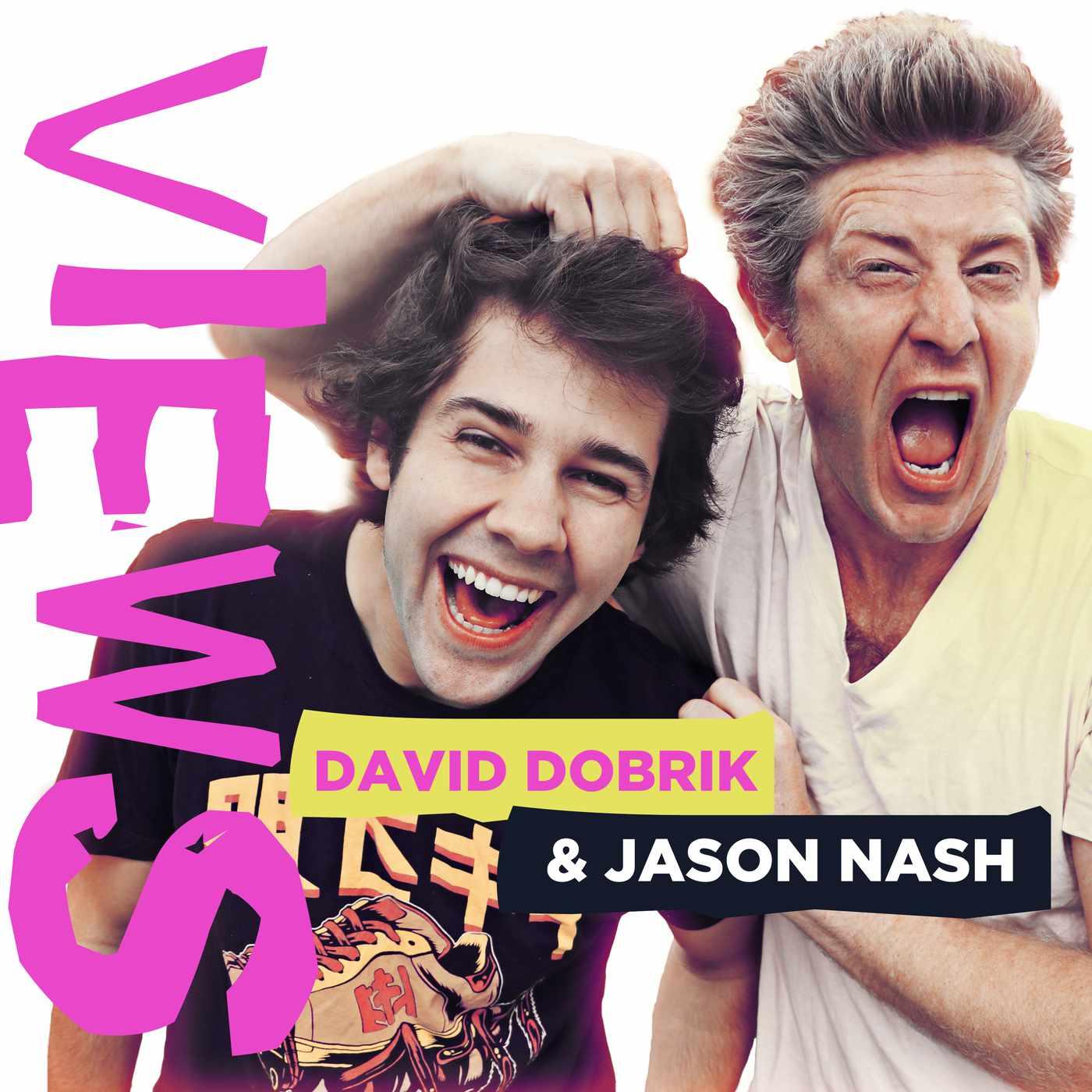 VISTAS con David Dobrik y Jason Nash