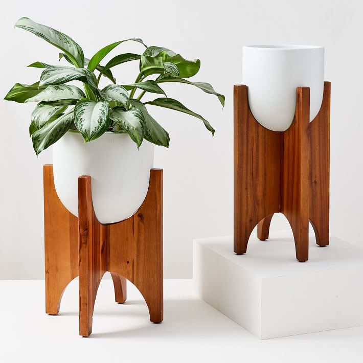 Arches Standing Planters