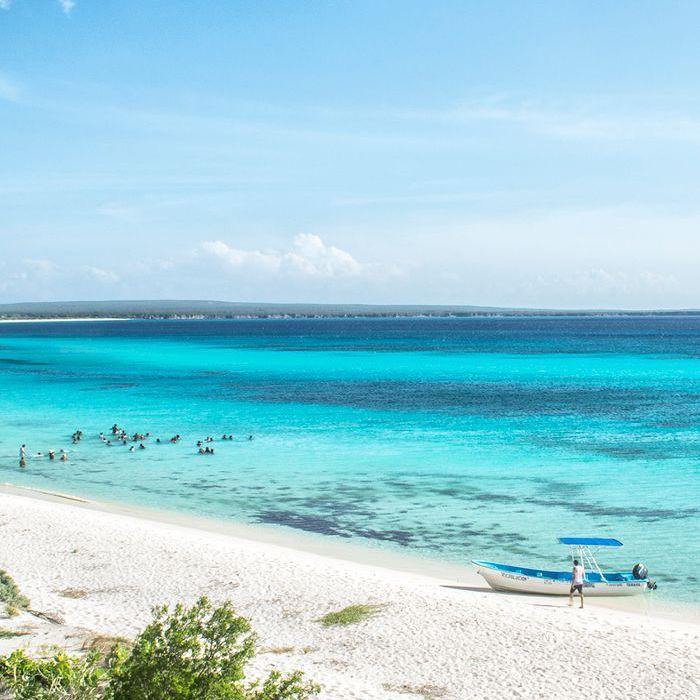 Las mejores playas de la República Dominicana