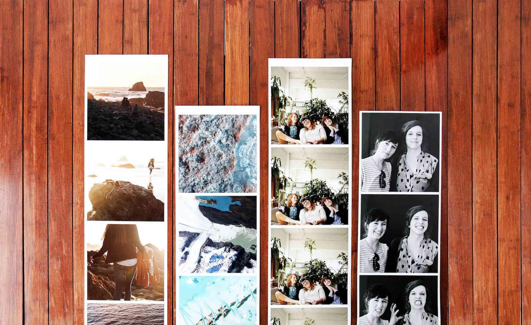 Social Print Shop Giant Photo Strips