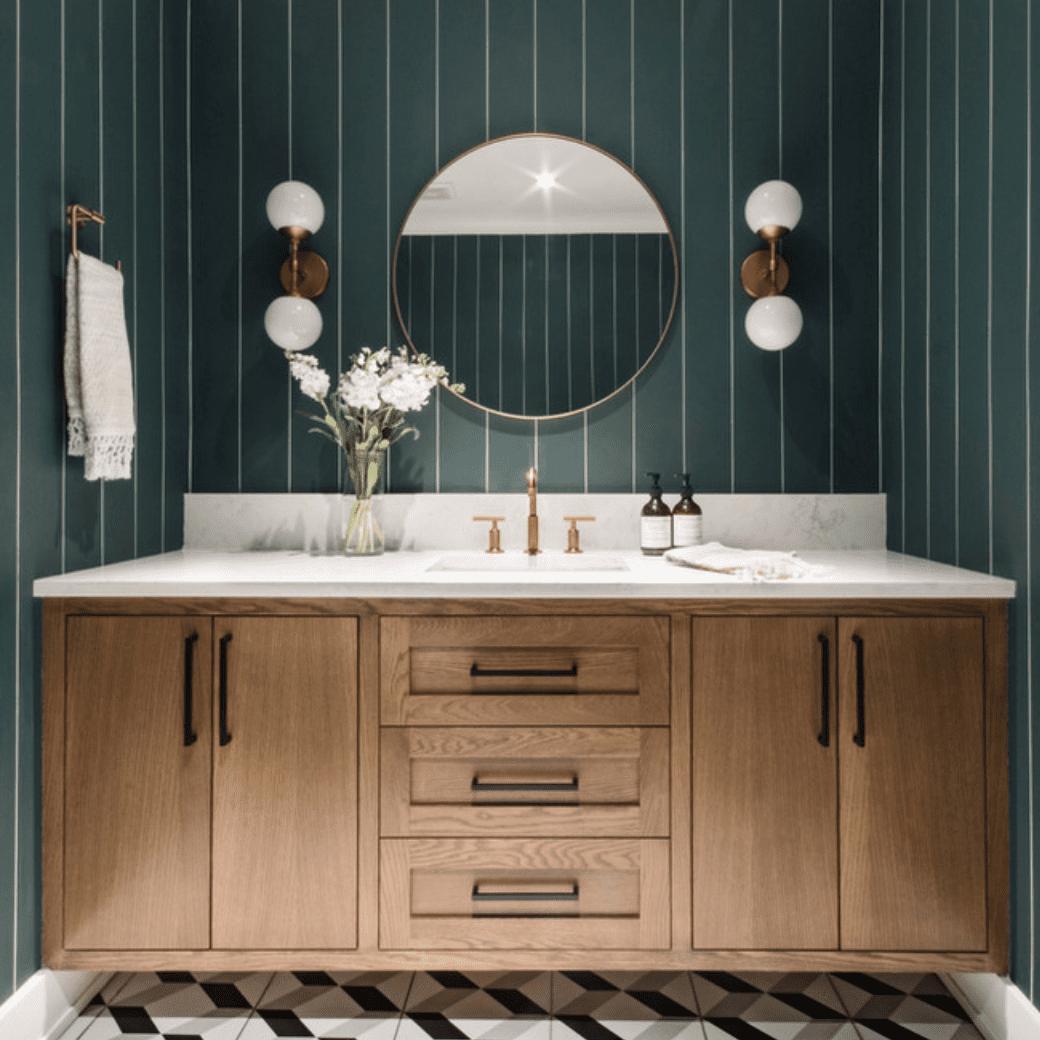 Art Deco Bathroom Design Decor Ideas